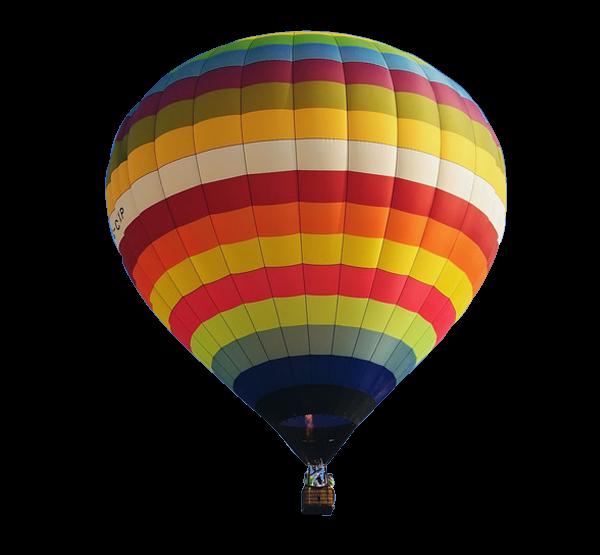 foto globos volando 1